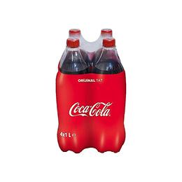 COCA-COLA 4x1 / LT