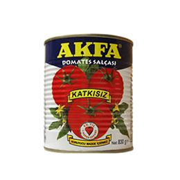 AKFA DOMATES SALÇA 830 GR / TNK